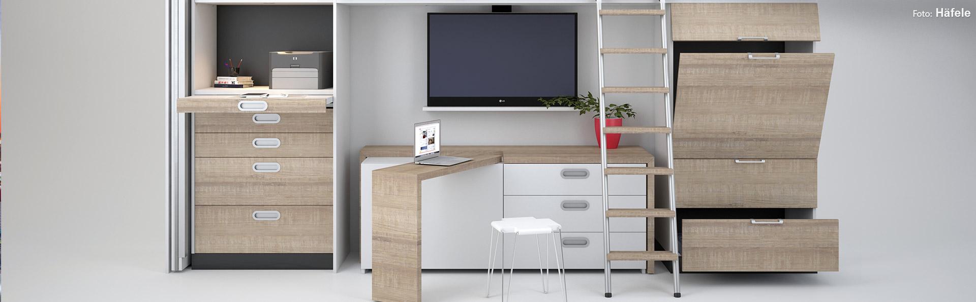 platzsparende staurauml sungen nach ma. Black Bedroom Furniture Sets. Home Design Ideas